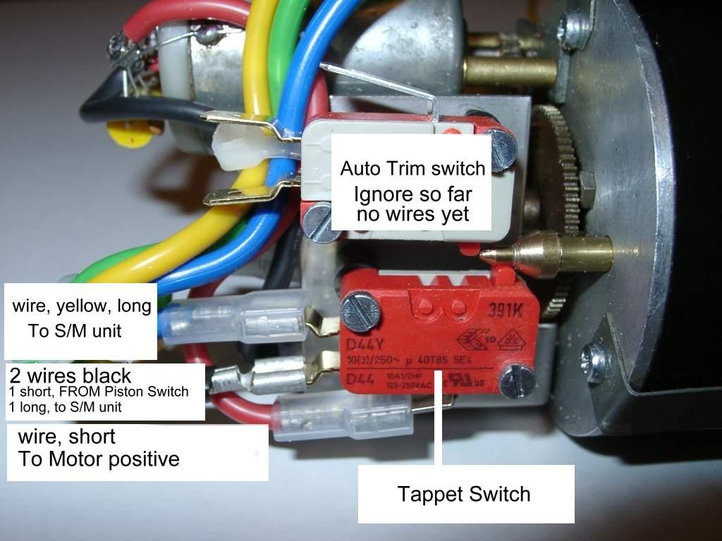 pump wiring aebts