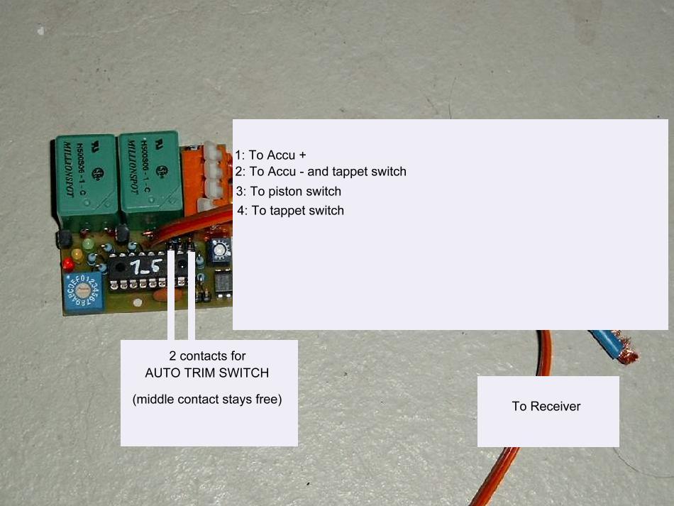 pump wiring atbts